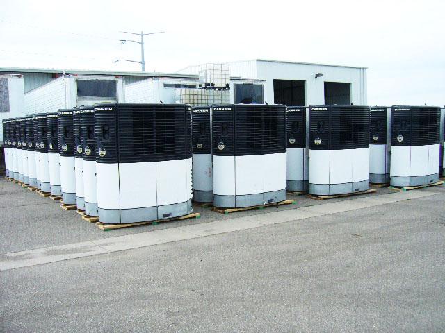 Wb equipment sales inc buy sell used carrier truck Fridge motors for sale