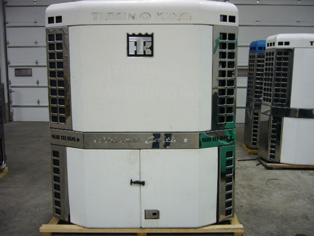 SB III Whisper buy sell used thermo king, truck refrigeration units, parts, wb thermo king sb iii wiring diagram at crackthecode.co